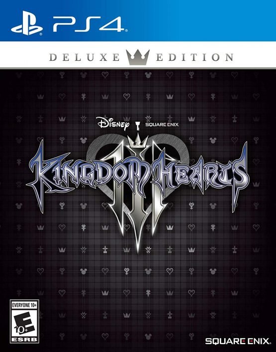 Kingdom Hearts 3 preorder