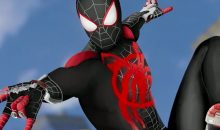 marvel's spider-man into the spider-verse suit