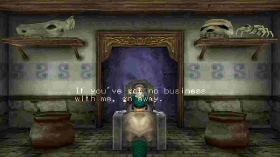 shadow tower psone classic