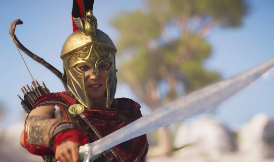 Learn About Assassin's Creed Odyssey's New Game Plus Next Week