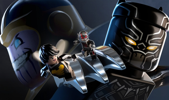 The LEGO Marvel Collection Will Give You All 3 Adventures