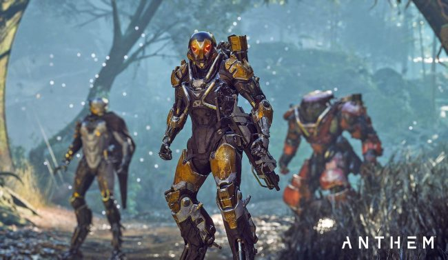 Anthem Patch 1.0.4 Makes More Loot Changes