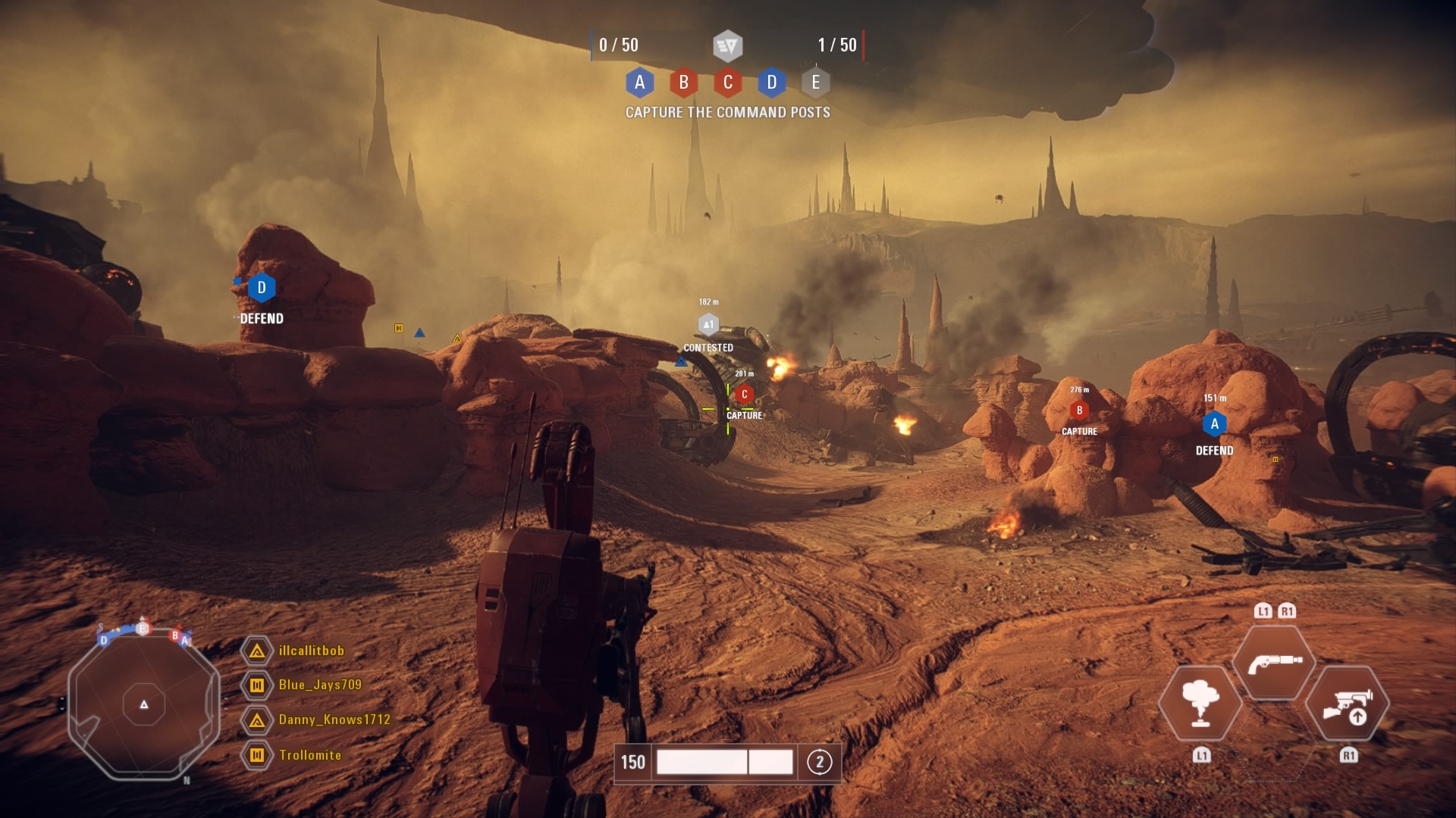 Battlefront 2's New Mode, Capital Supremacy, Is a Breath of Fresh Air