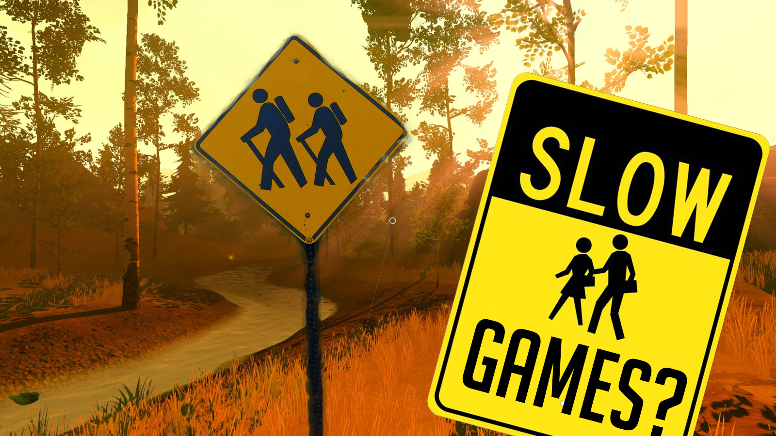 Daily reaction What is a walking simulator slow games redefine rethink