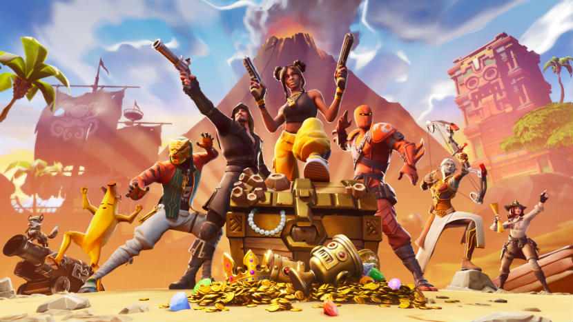 best ongoing ps4 games fortnite