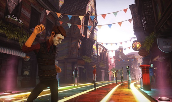 We Happy Few Modes