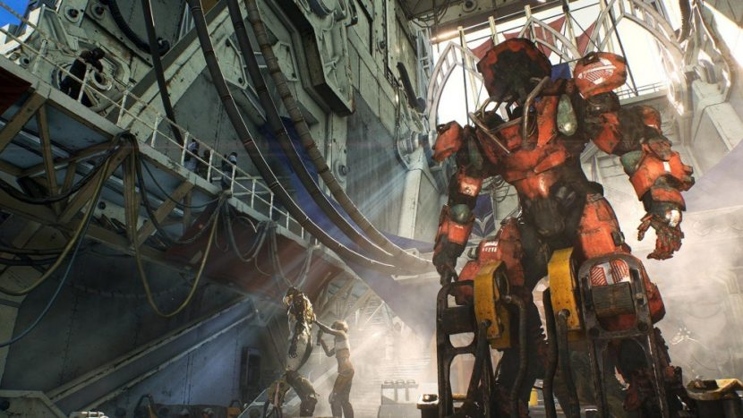Producer Discusses Anthem Missing Features, 'Cost of Transparency'