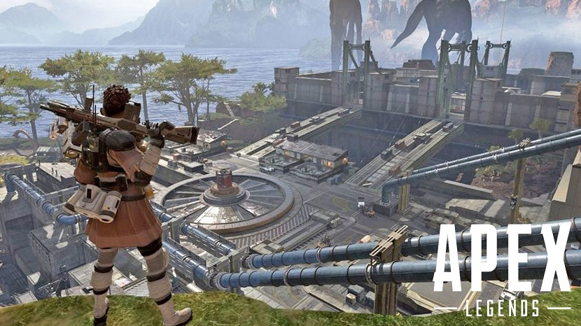 Apex Legends' map was leaked to Reddit a full year ago