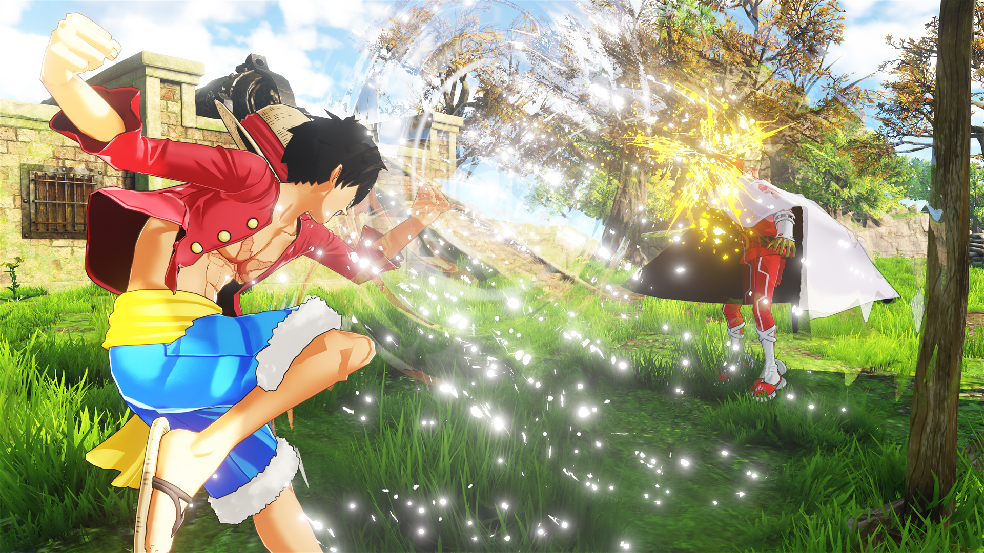 One Piece World Seeker Review - King of the Pirates