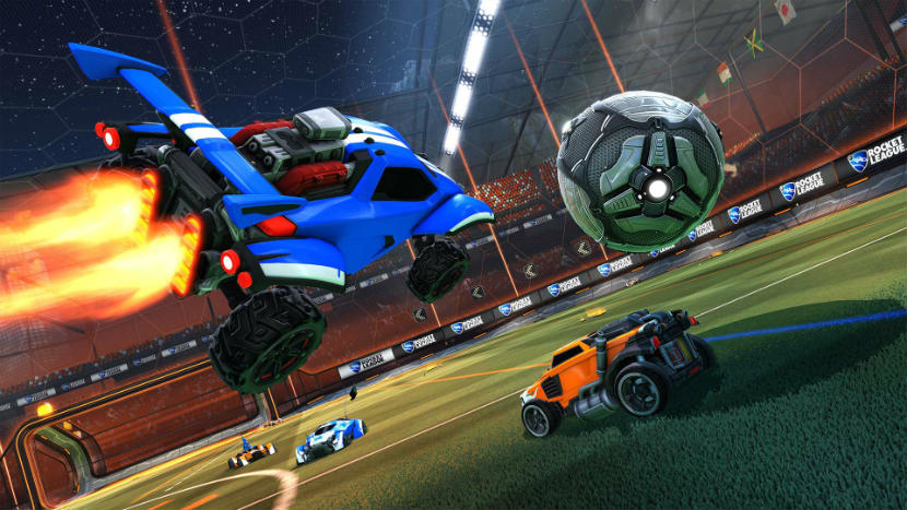 best ongoing ps4 games rocket league