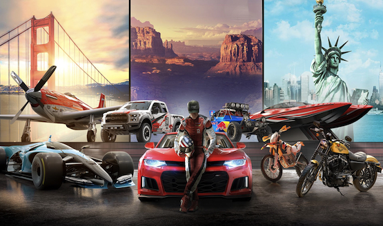 The Crew 2 March Drop Features 2 New Street Race Cars