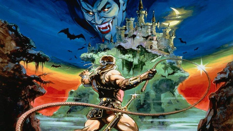 Konami reveals full game list for Castlevania Anniversary Collection
