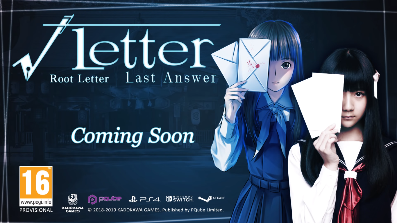 Root Letter: Last Answer Brings New Features