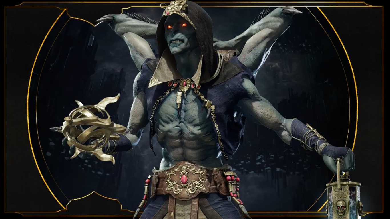 The Kollector, Noob Saibot, and Erron Black's Abilities Shown In Latest Kombat Kast