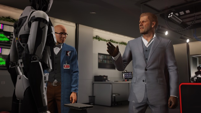 hitman 2 sean bean mission