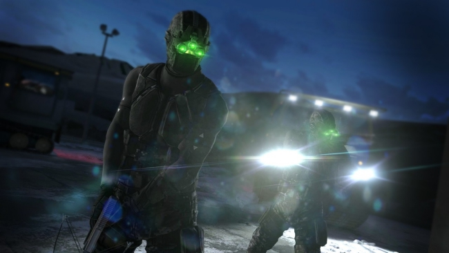 splinter cell games