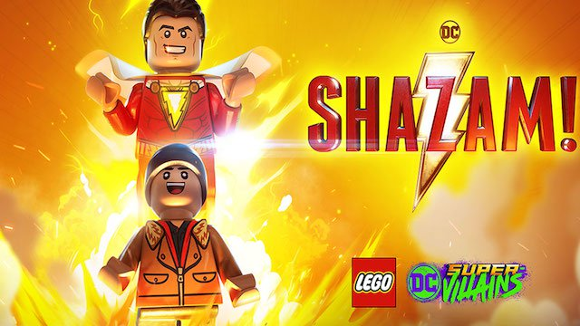 LEGO DC Super-Villains Shazam