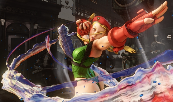 Street Fighter V Free-To-Play