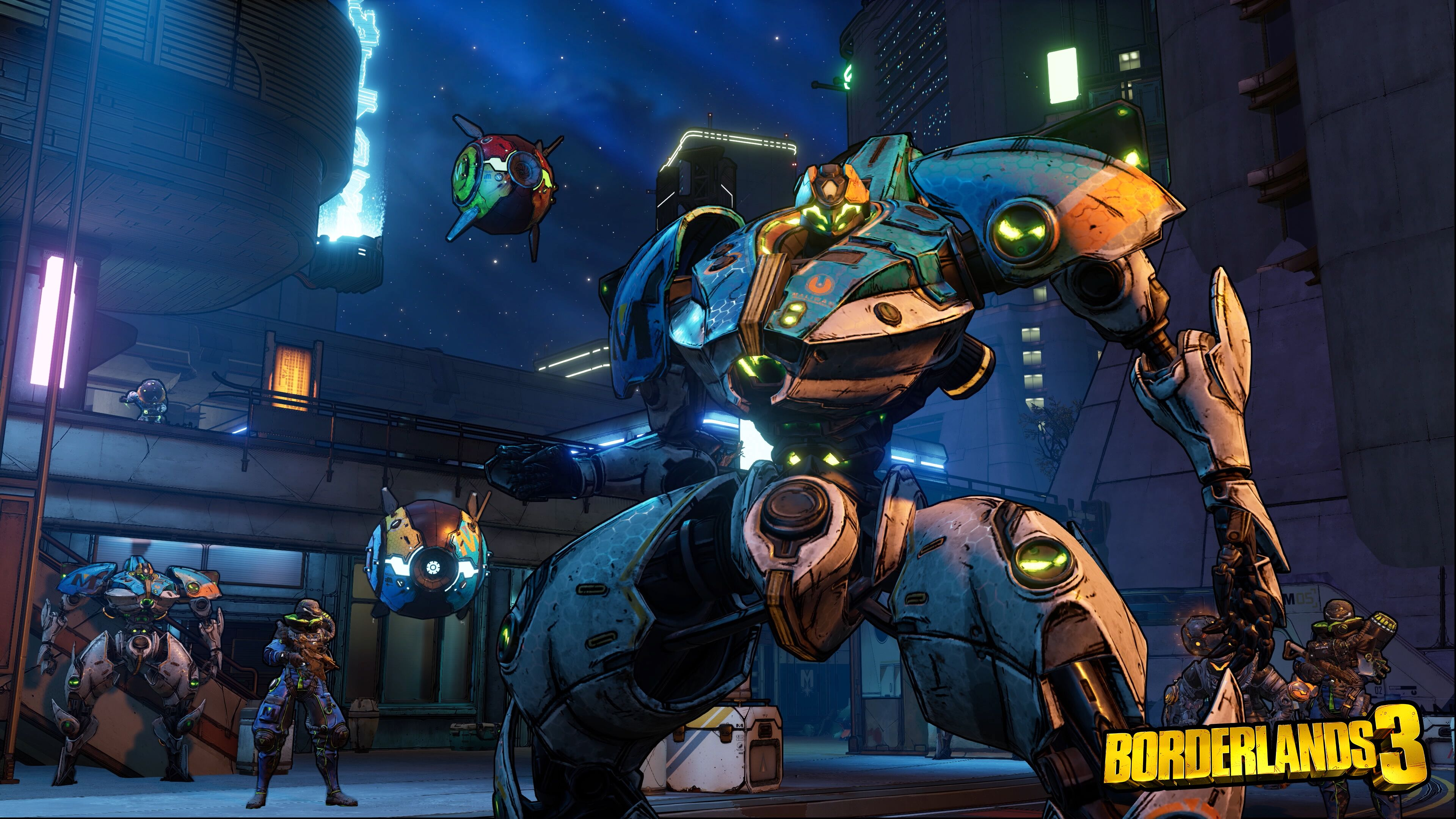 Borderlands 3 hands-on gameplay reveal