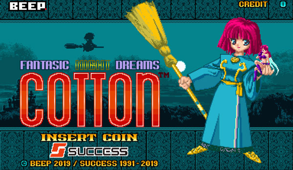 Cotton Reboot Announced, Includes New Mode