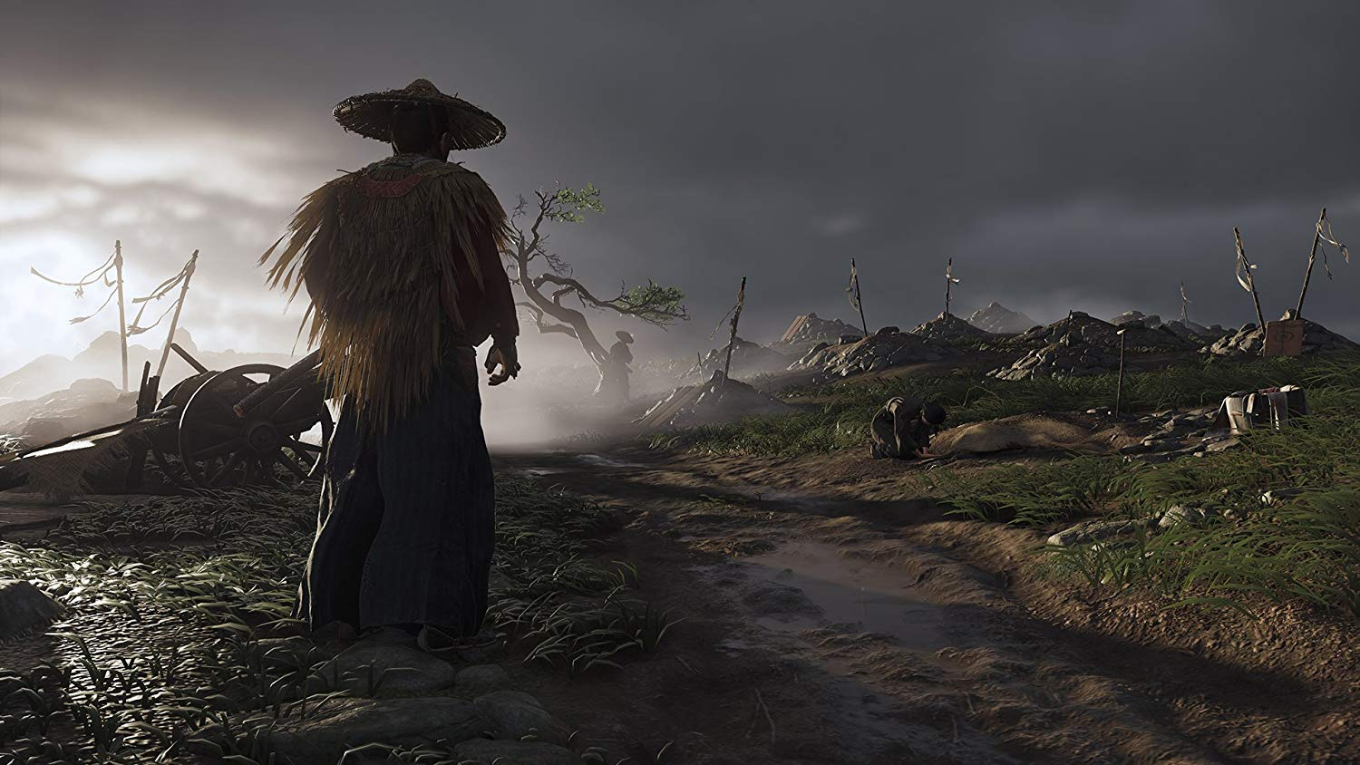 Ghost of Tsushima Release Date Featured