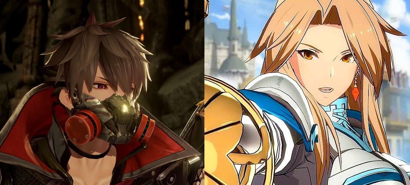 Granblue Fantasy: Versus Code Vein closed beta