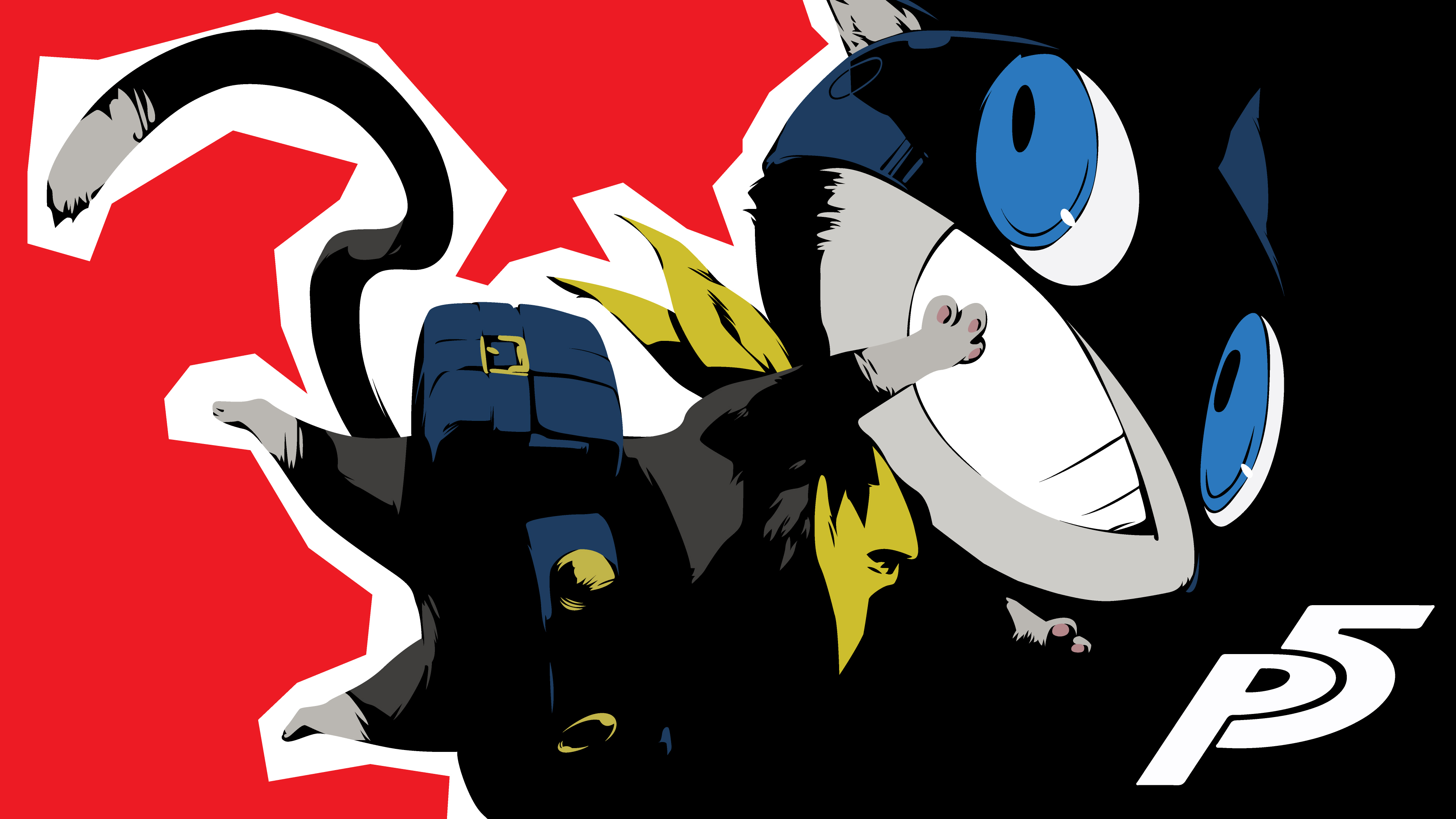 Persona 5 Royal Morgana