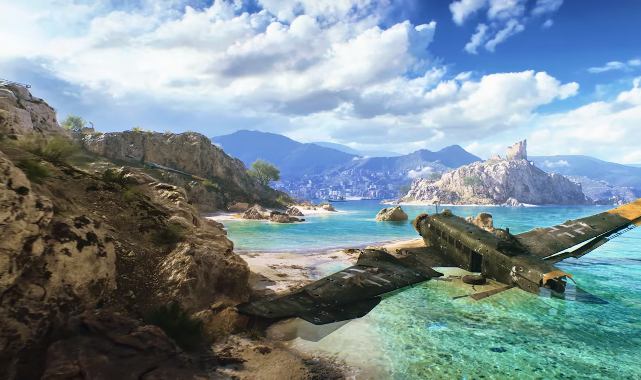 Battlefield V Map Mercury Available On May 30