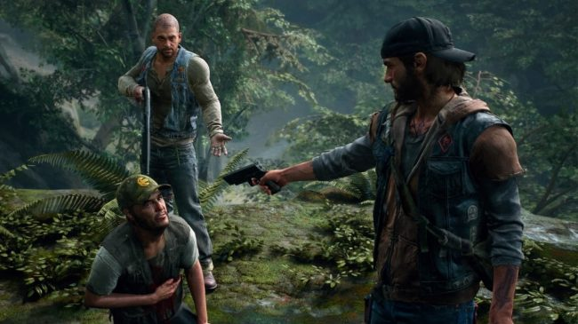 days gone audio issues