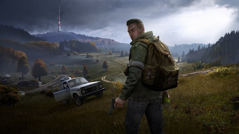 dayz ps4 release