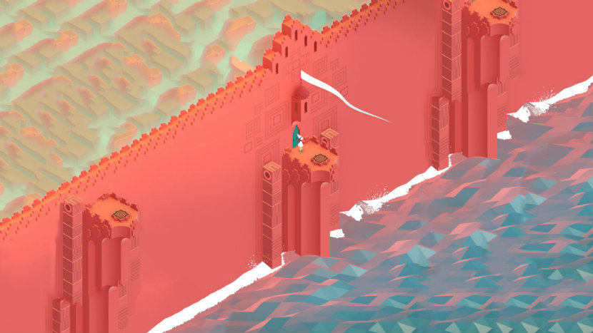 ps4 mobile game ports monument valley