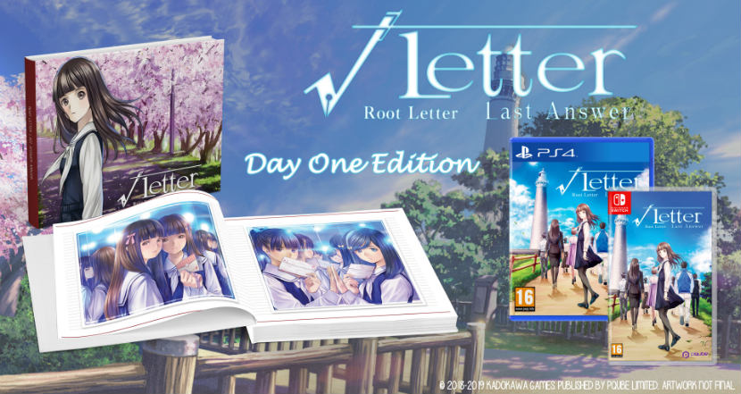 root letter last answer release date day one edition