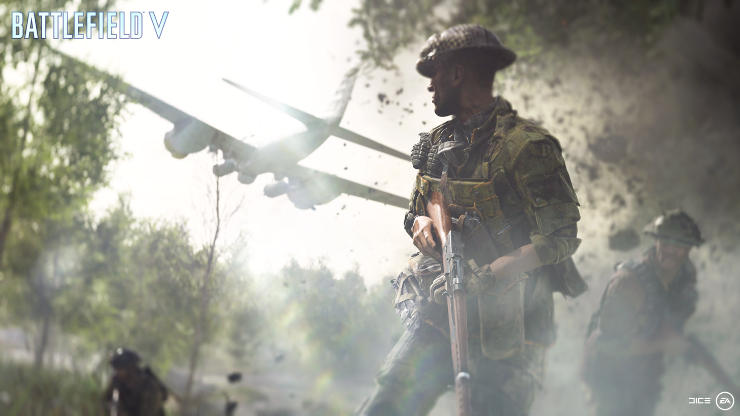 Battlefield V June Update Fixes a Ton of Bugs