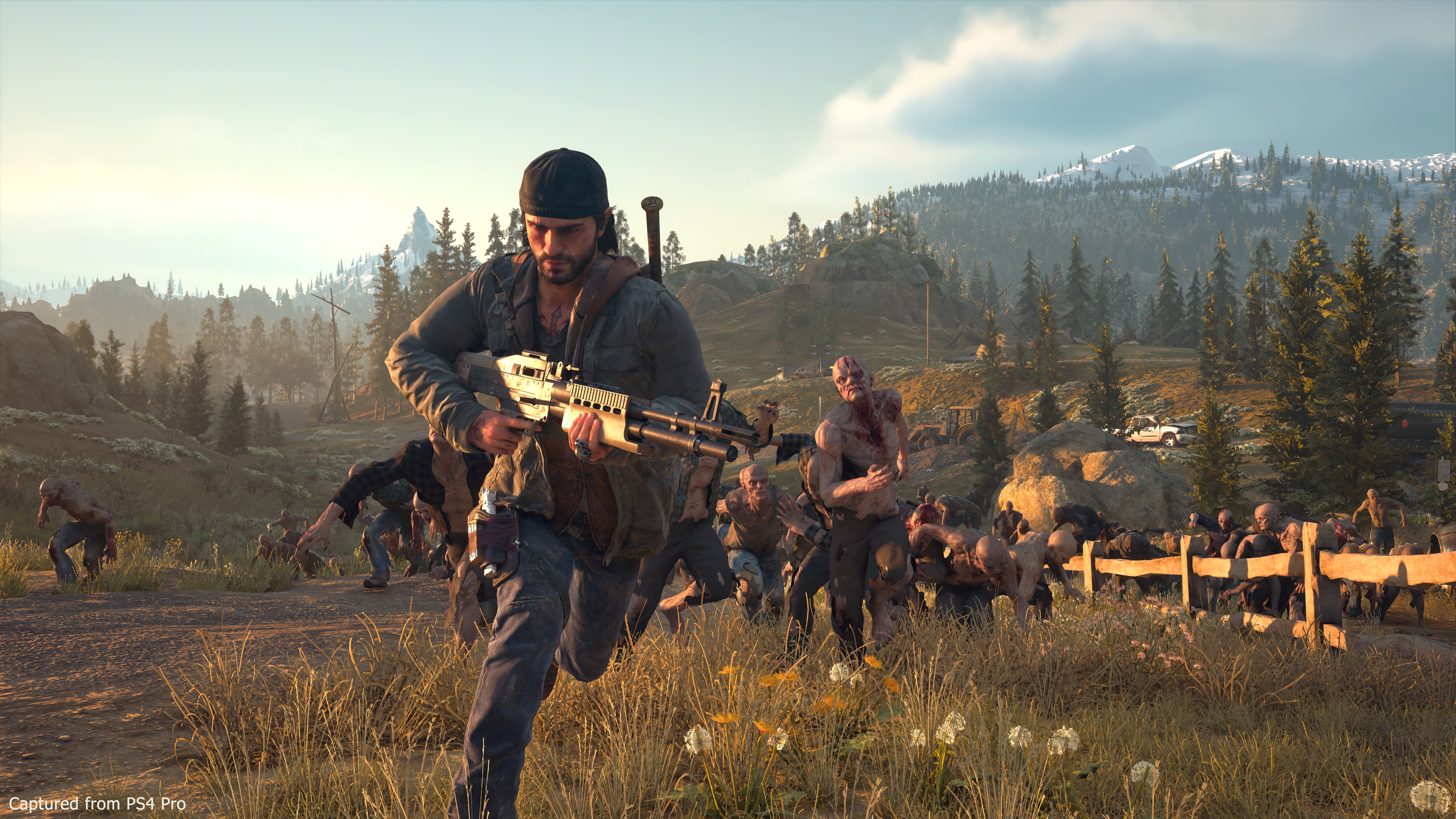 Days Gone Update Adds The Game's First Weekly Challenge