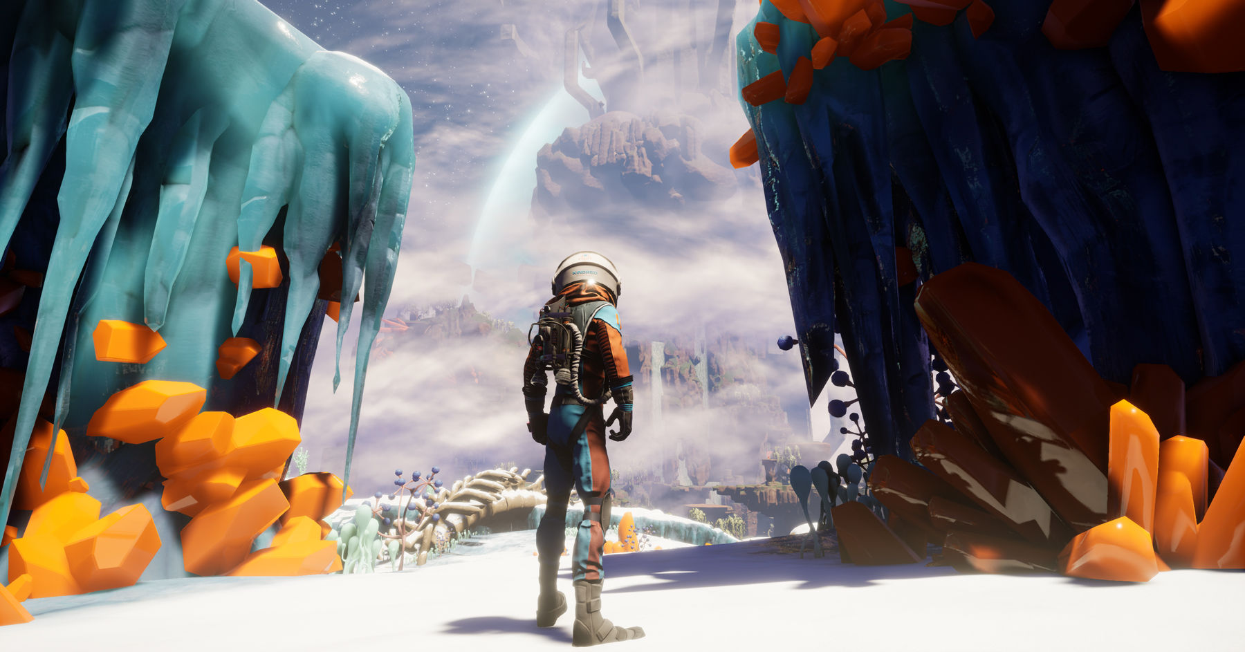 Journey to the Savage Planet is an Unexpected Delight - Hands-On