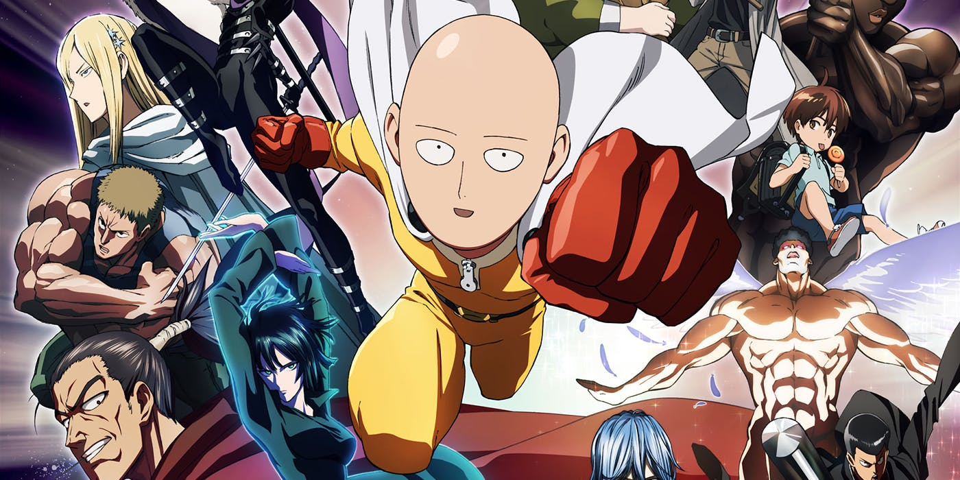 One Punch Man PS4 Game
