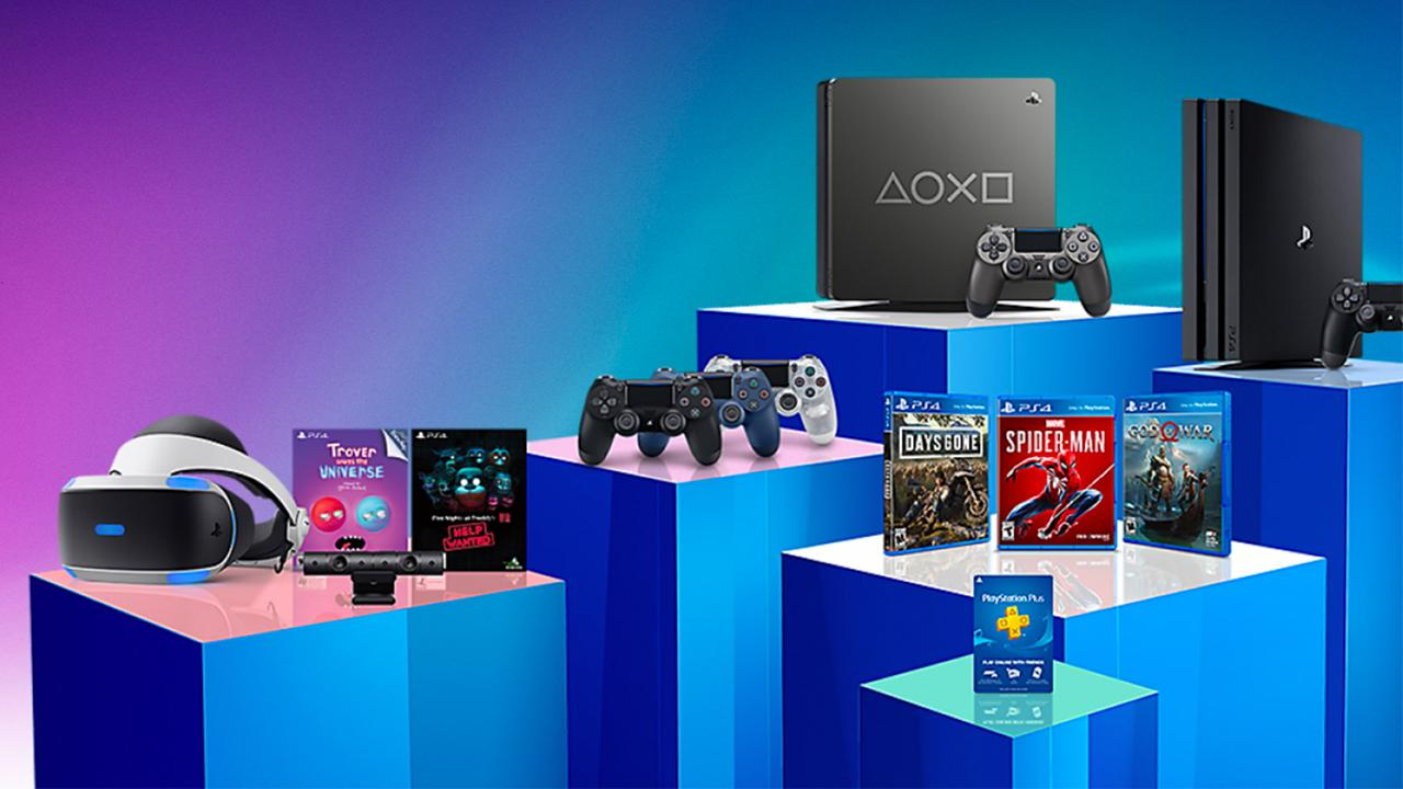 PlayStation days of Play sale video game deals