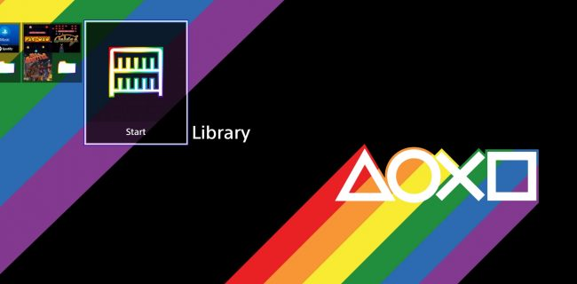 Grab This Free PS4 Pride Theme for Pride Month 2019