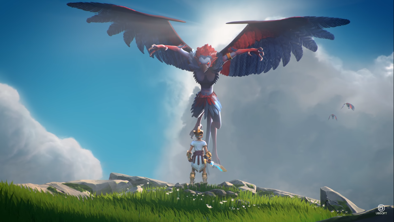 Gods and Monsters Release Date Revealed by Ubisoft