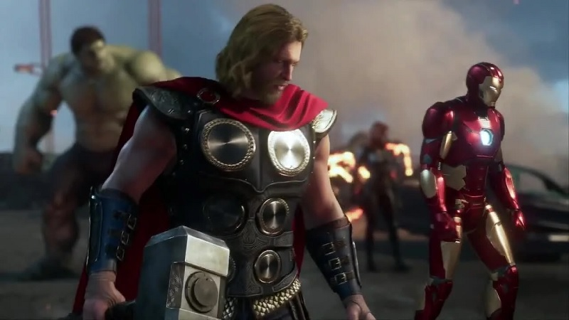 Here's How The DLCs and Updates For Marvel's Avengers Will Work