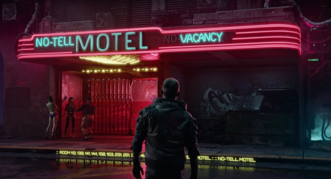 Cyberpunk 2077 Bomber Jacket Will Be Sold on CD Projekt RED's Store