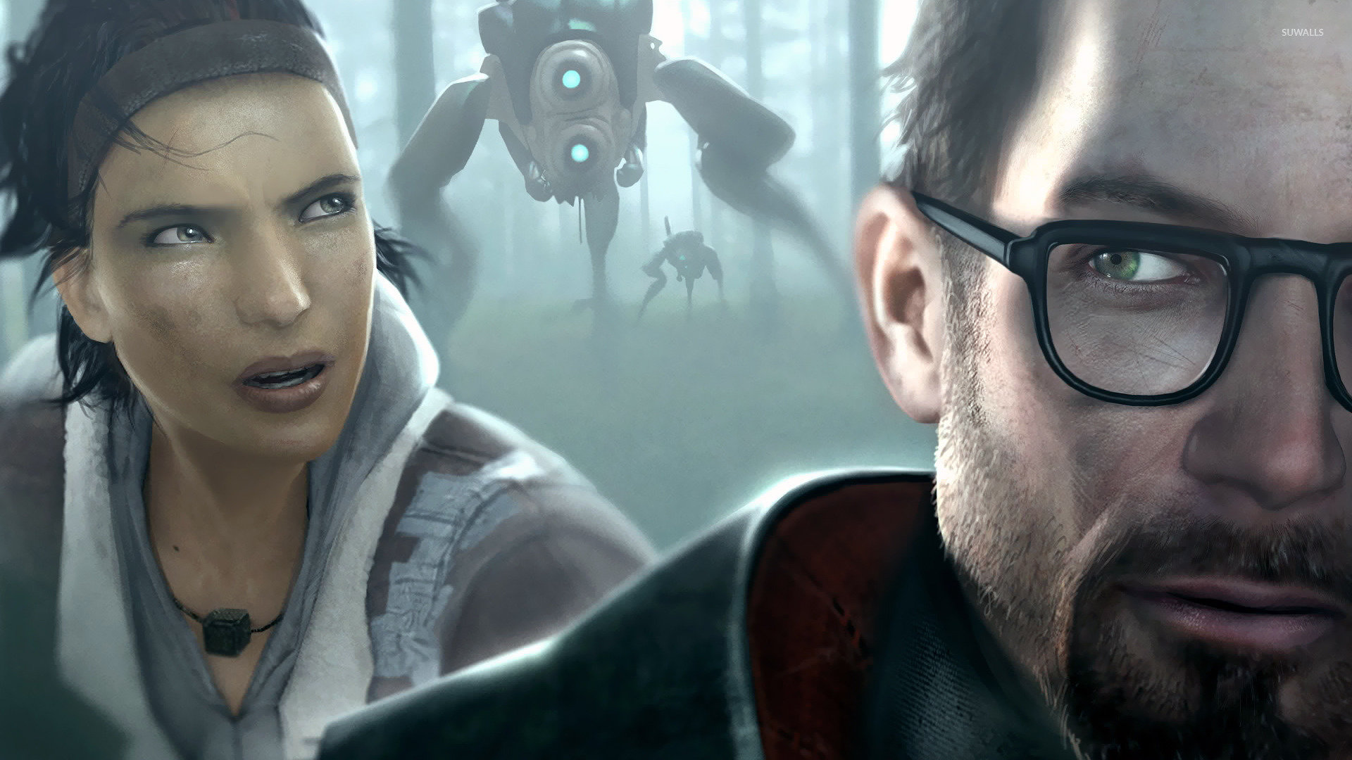 Gabe Newell Hints at Half-Life 3 During Valve Index Party, Sort of