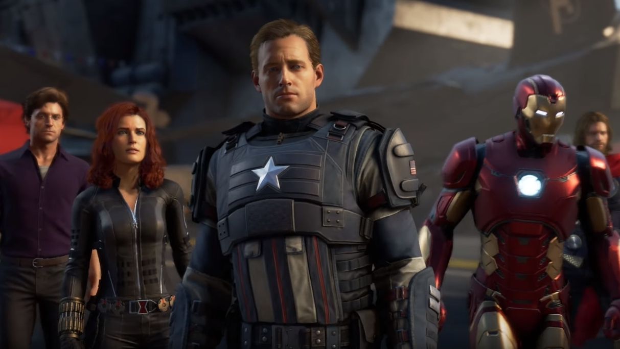 Square Enix Finally Debuts the Highly Anticipated Marvel's Avengers
