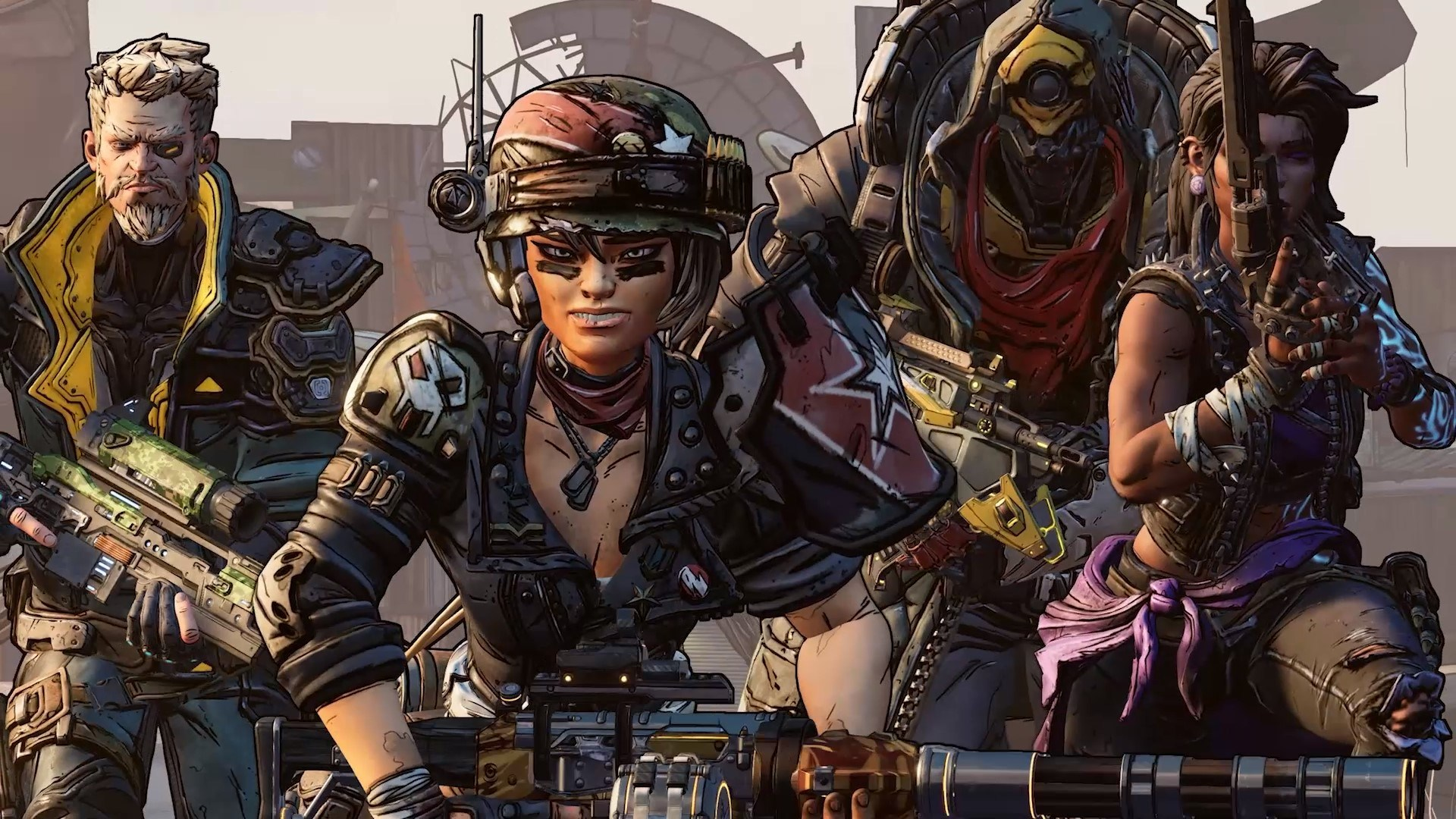 Borderlands 3 Social Features, Livestreaming Tools and More Outlined