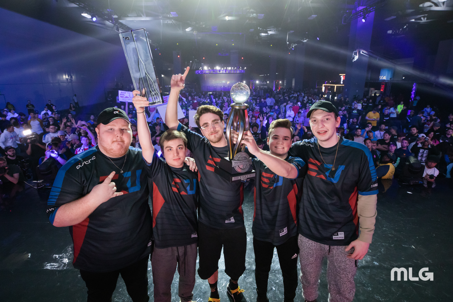 Call of Duty World League Finals Miami eunited champions winner