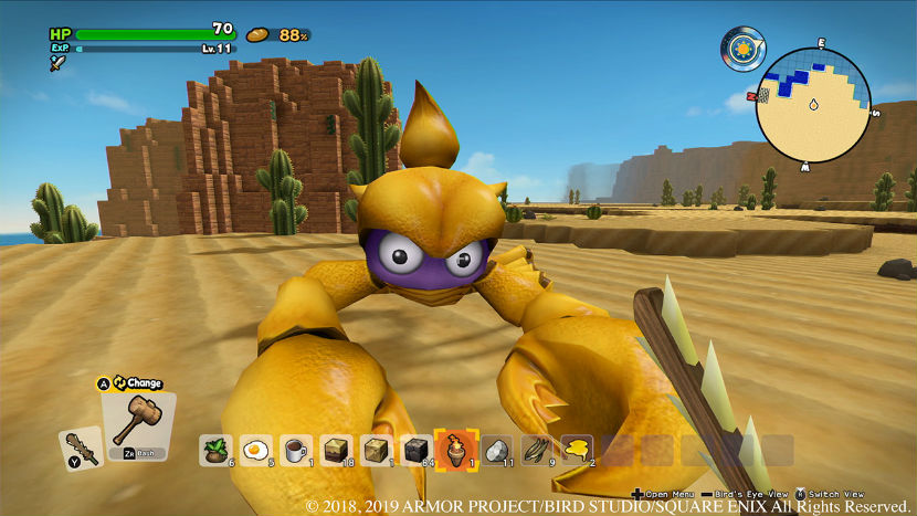 Dragon Quest Builders 2 Review 4