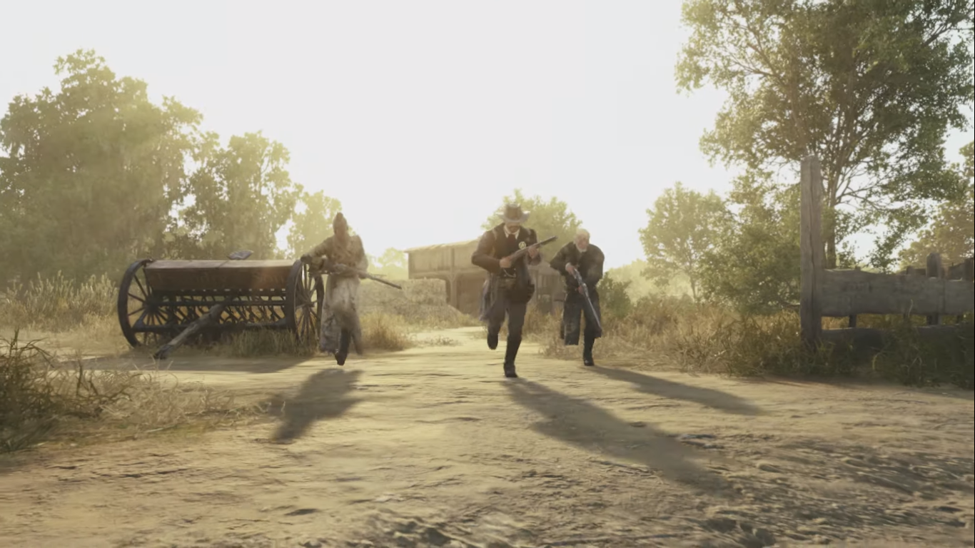Hunt Showdown Trinity Mode Announced by Crytek