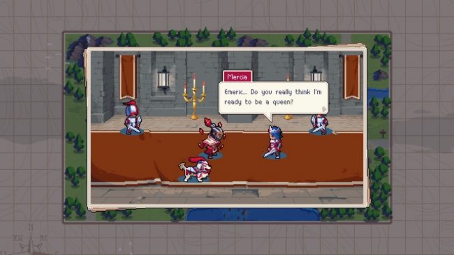 wargroove ps4 review