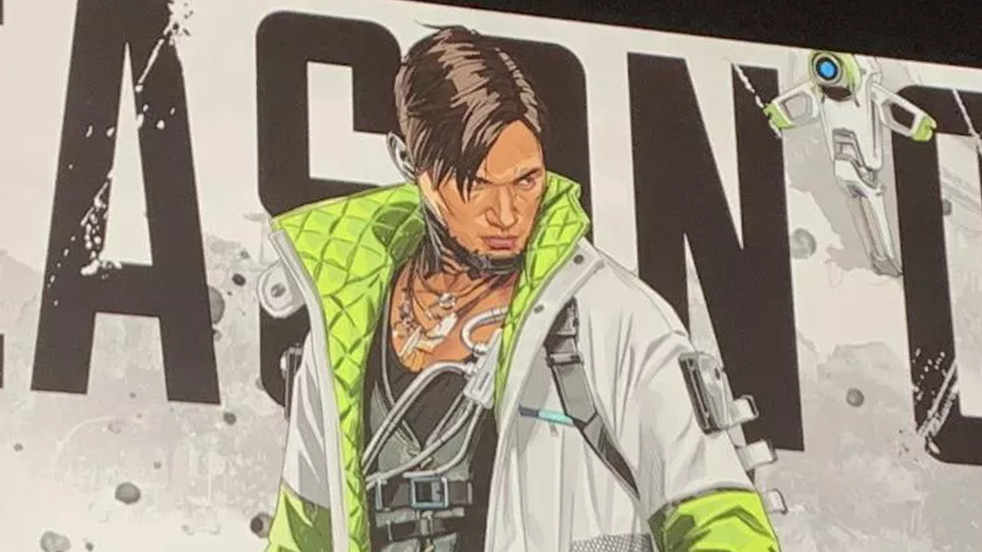 Apex legends leak new character crypto charge rifle halloween skins