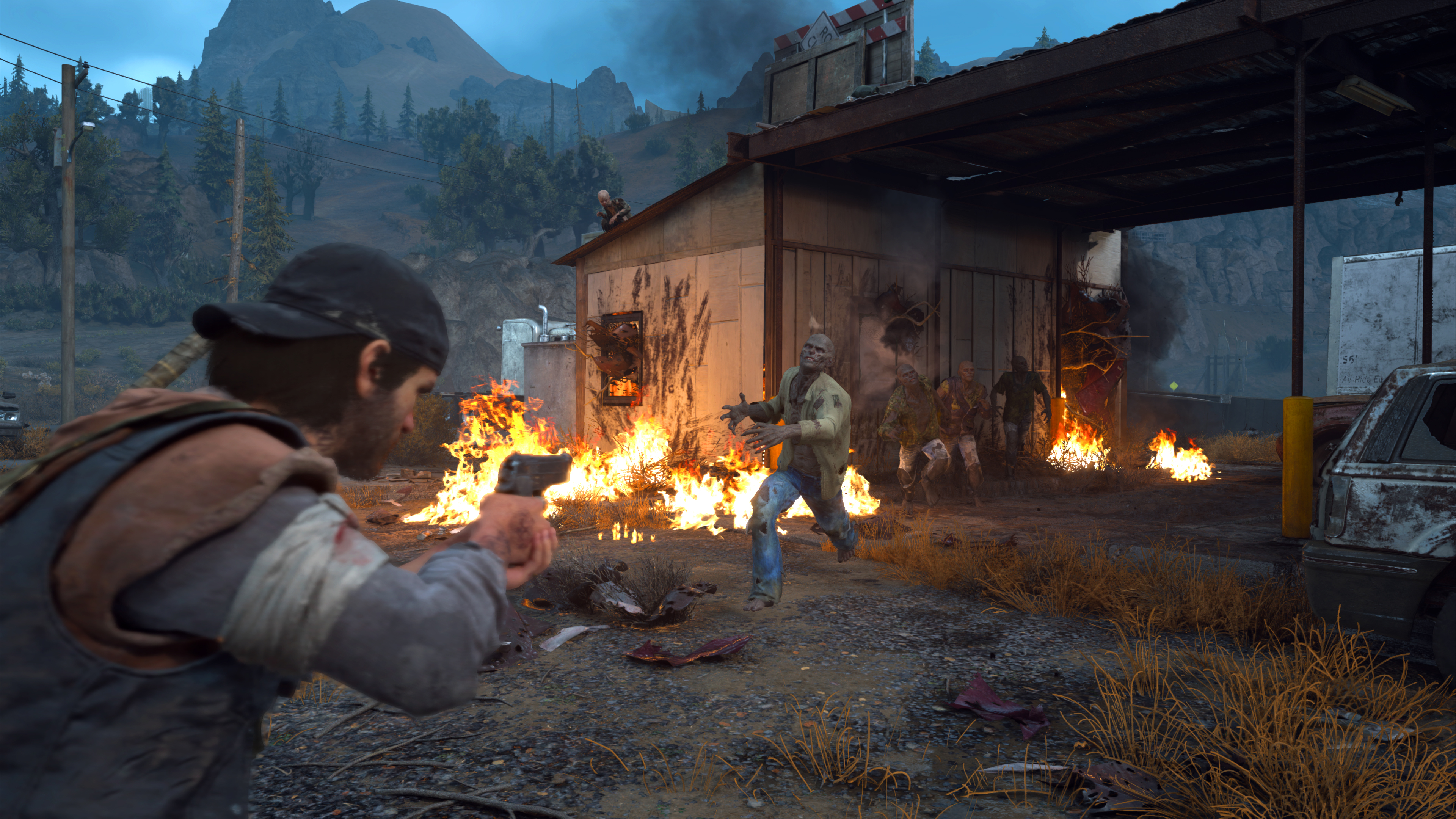 Days Gone Sales Show It Is Second Best Selling Game Of 2019 in the UK